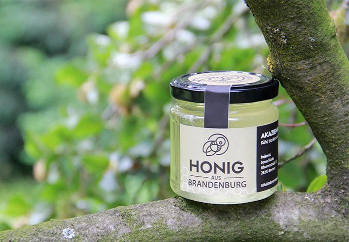 Honigsorte Imkerei Marks